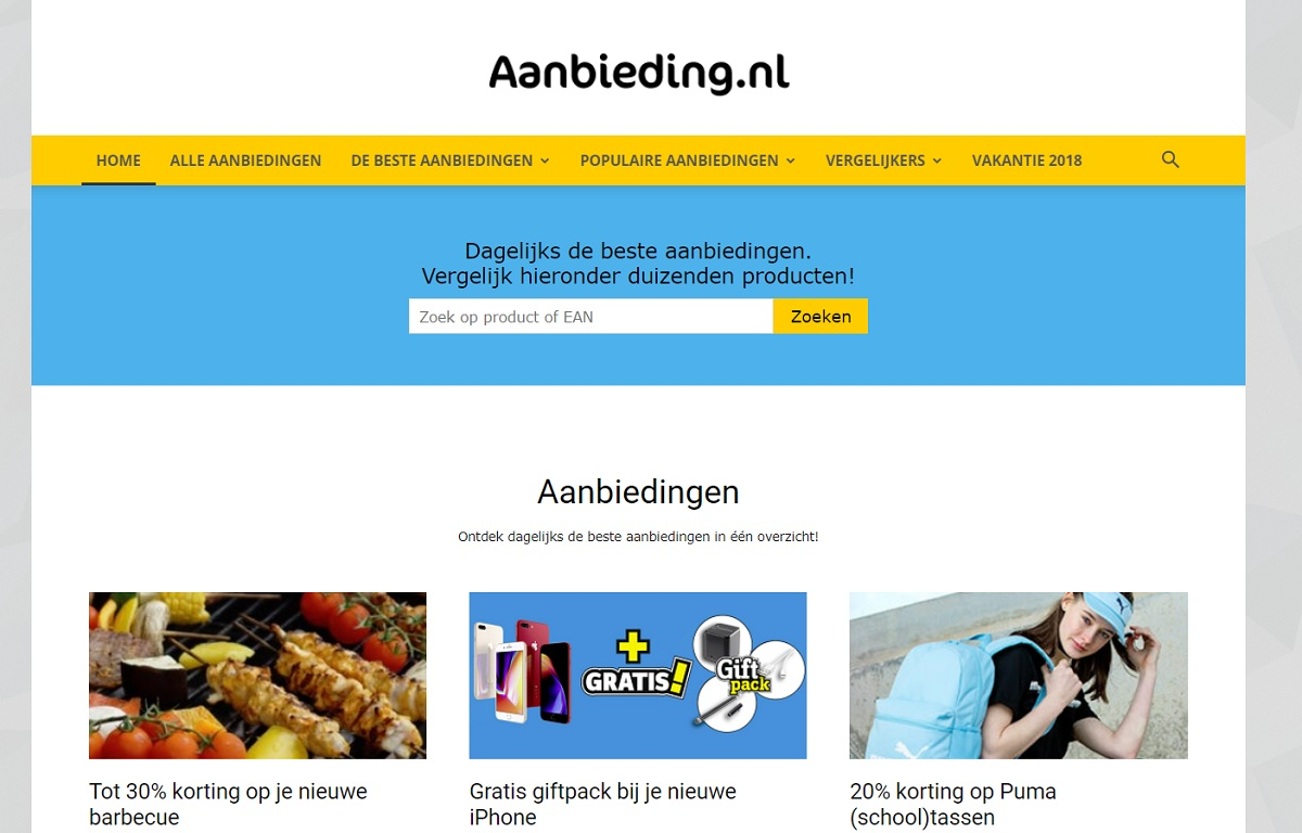 Aanbieding.nl