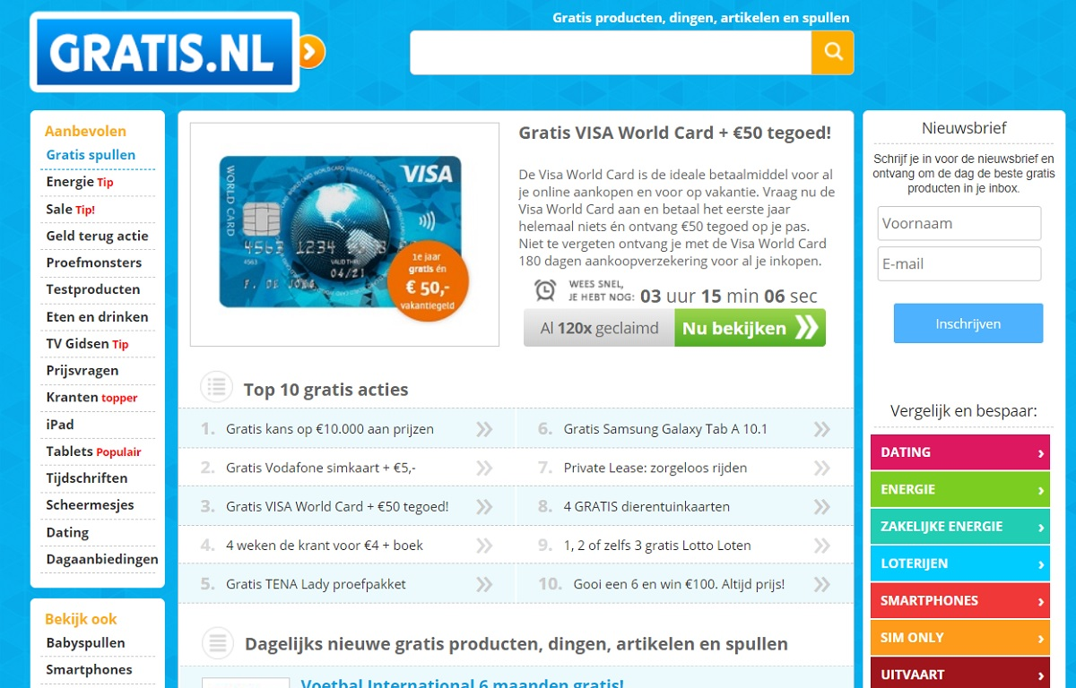 Gratis.nl