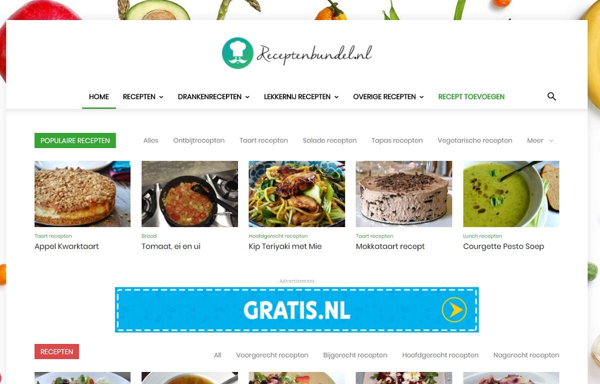 Receptenbundel.nl